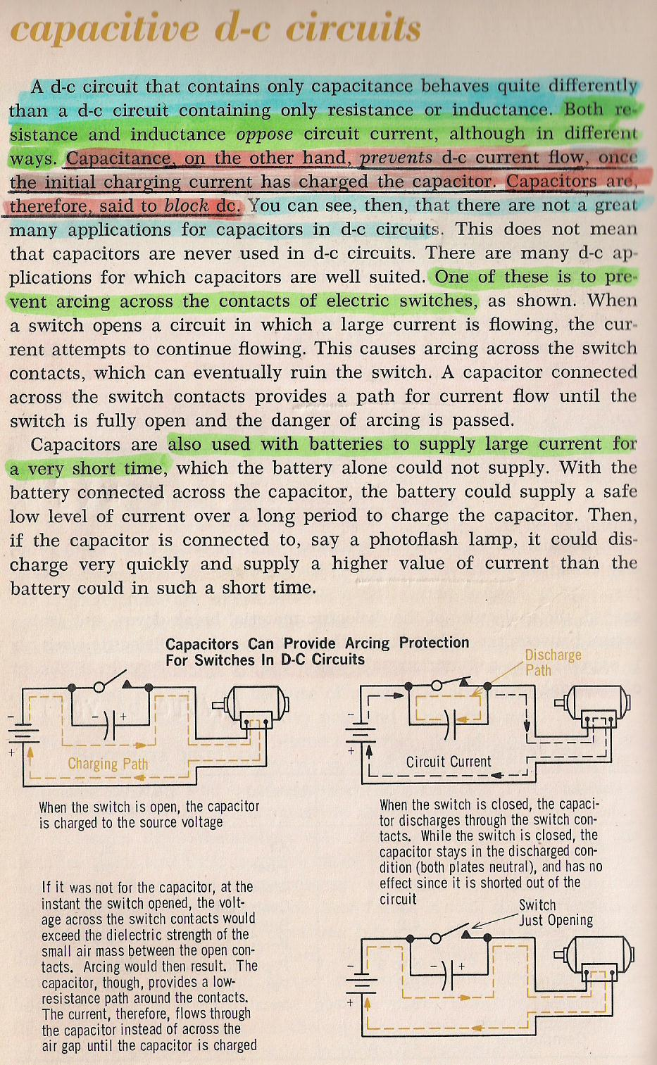 Dc Circuits Capacitors In 018 Series And Parallel Resistive Circuit Problems By Larry E Gugle K4rfepdf