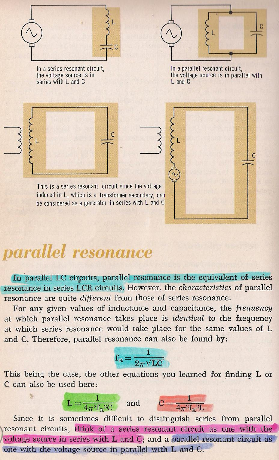 Rlc Circuits 001 Vectors Introduction By Larry E Gugle K4rfe Ac Circuit Inductance And Capacitance Lcr In Series 074 Parallel Resonance